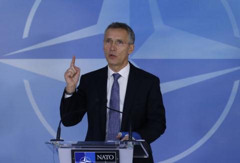 Столтенберг: нарушения границ Турции и Греции – это две «совершенно разные ситуации»