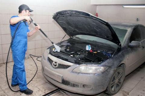 Мыть или не мыть двигатель