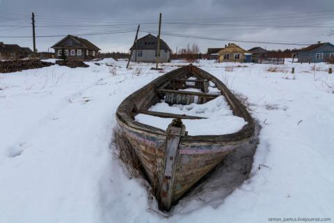 Жизнь в деревне на краю земли