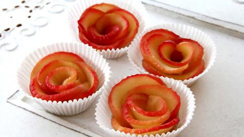 Яблочный тарт: рецепт лакомс…