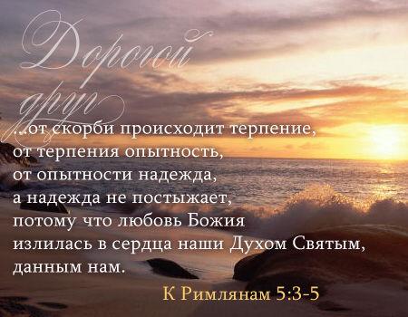 Слова утешения...