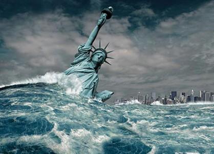 Мировой кризис, день девятый. Всё идёт по плану — США опять в минусе