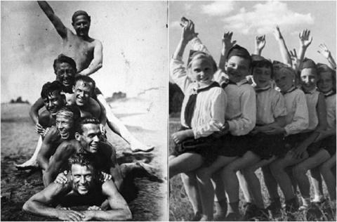 30 фотографий из семейных альбомов, которые рассказывают о жизни в СССР в 1920-е - 1950-е годы