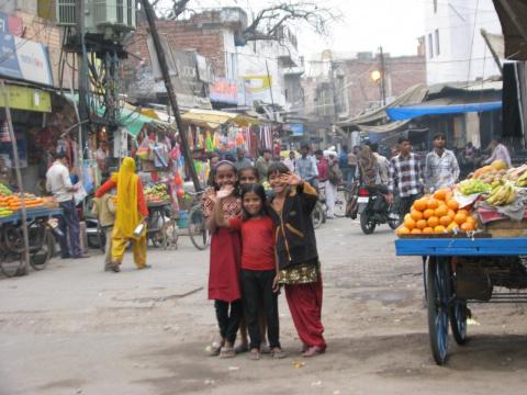 Индийские каникулы.Агра