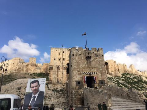 Алеппо — возрождение славы С…