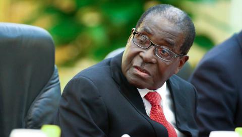 Почему Президент Зимбабве сд…
