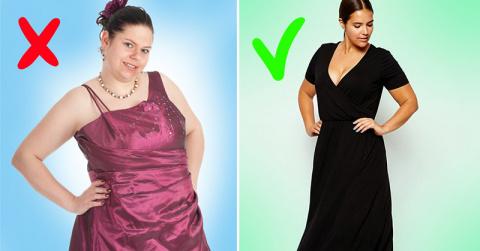 6 правил выбора платья для п…