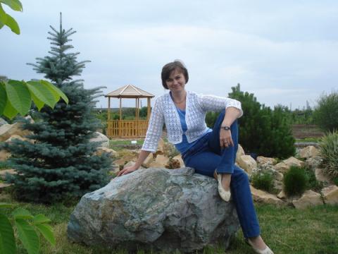 Татьяна Кокорева Ряховская (личноефото)