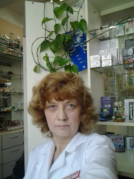 Валентина Трофименко (Китаева) (личноефото)