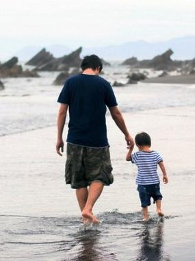 «Когда меня не станет». Очень трогательный рассказ об отцовской любви. Просто прочитайте его. В тишине...