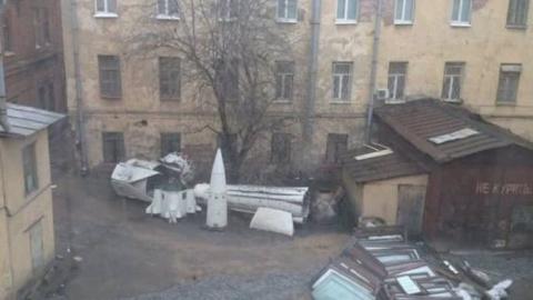 Такое возможно только в России...