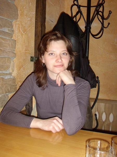 Татьяна Макушкина