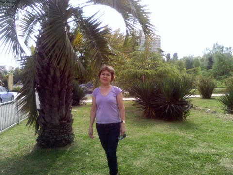 Лиля Гафарова