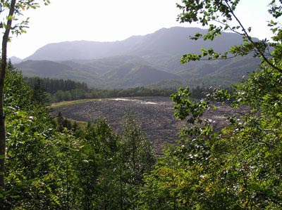 Грязевые вулканы Сахалина
