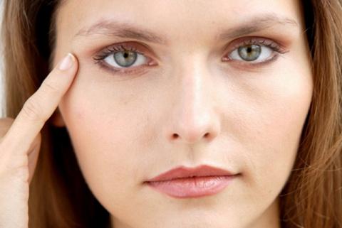 Глаза — без морщин