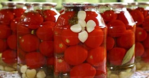 Как сохранить помидоры свежи…