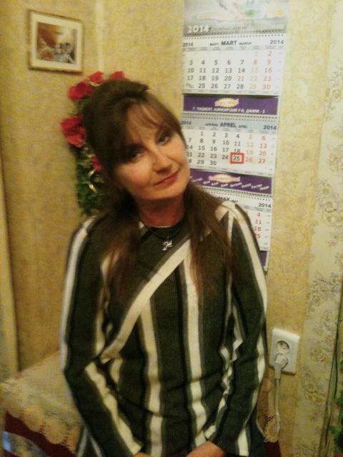 Ольга Петлина