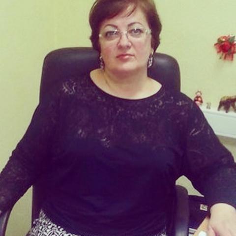 Галина Симонова (Байракторьян)