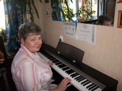 Нина Ляукова