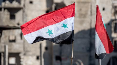 Войска Сирии при поддержке В…