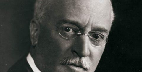 Исчезнувший гений Рудольф Дизель — создатель дизельного двигателя.