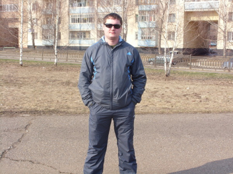 Евгений Клюшин (личноефото)