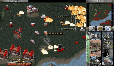 Command & Conquer: Red Alert - The Aftermath.Red Alert с восемнадцатью дополнительными миссиями за обе стороны и несколькими новыми юнитами, среди которых телепортирующийся танк и подводная лодка, вооруженная ракетами.