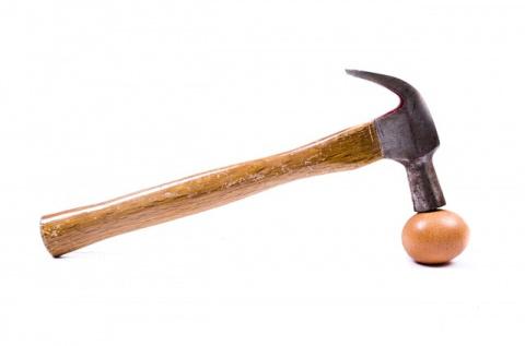 Полезный совет про вареное яйцо