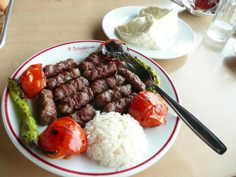 """Рецепт из Турции. Котлетки """"инегёль кёфте""""!"""