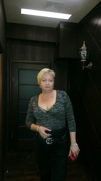 Оксана Каплевская (Окунь)