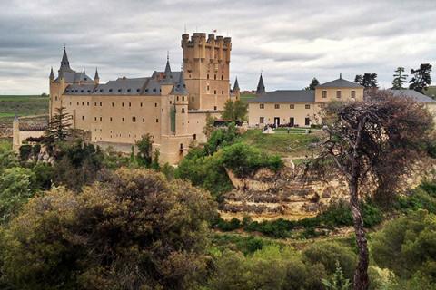 Королевство вина и замков