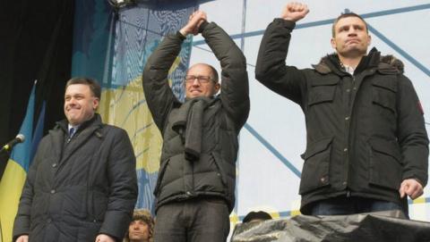 Снайперов Майдана наняла опп…