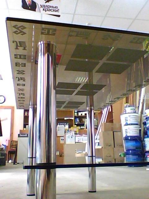 Композиции и мебель (столы) из стекла и сухоцветов - готовый бизнес!