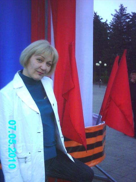 Надежда Пономаренко