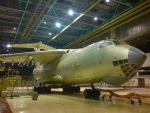 Государство купит сто транспортников Ил-476