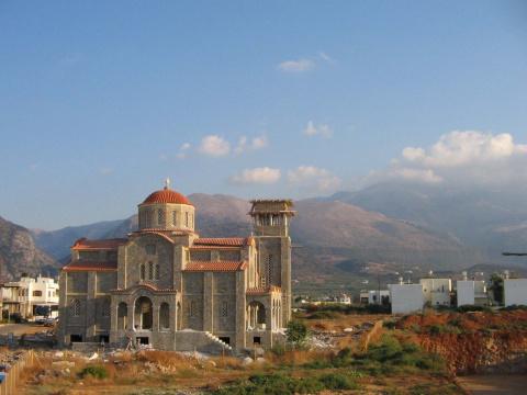 Фотопрогулка по Греции. Остров Крит