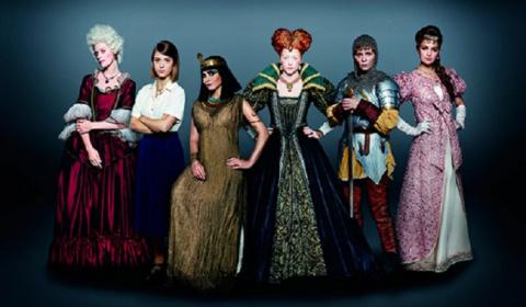 6 самых развратных женщин в истории