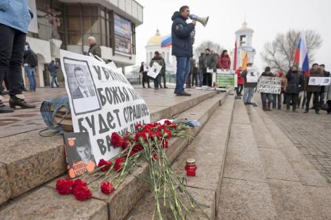 Идею с памятником Немцову отвергли в столичной мэрии