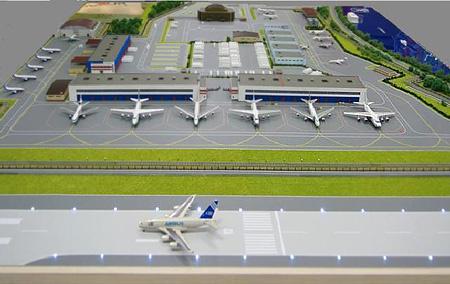 """Совещание о подготовке к эксплуатации аэропорта """"Раменское"""""""