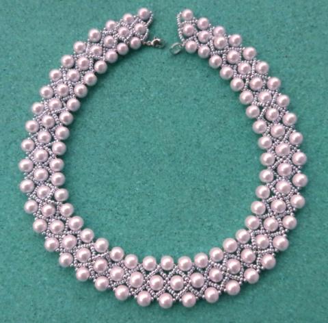МАСТЕРИЛКА. Ожерелья. Схемы плетения