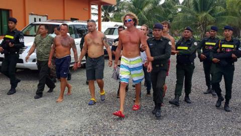Полонского арестовали в Камбодже и могут экстрадировать