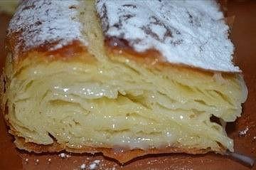 Очень вкусный египетский пирог