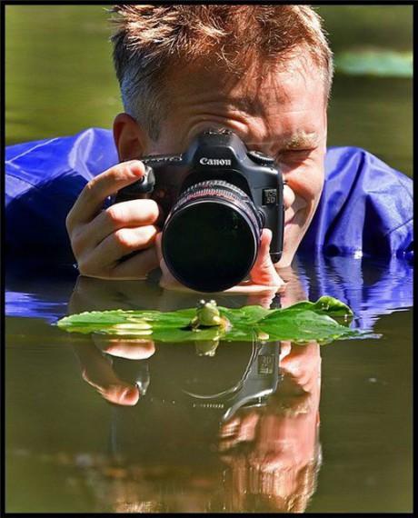 Подборка сумасшедших фотографов