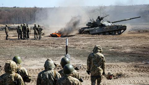 Киев выбирает  войну