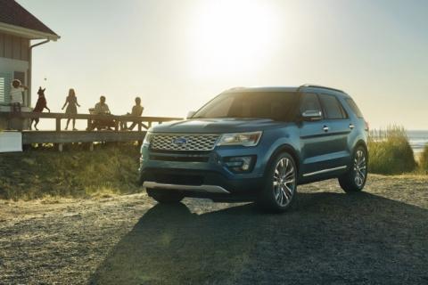 Ford представит в России две новинки