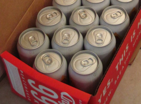 Шеф сказал купить ящик пивка…