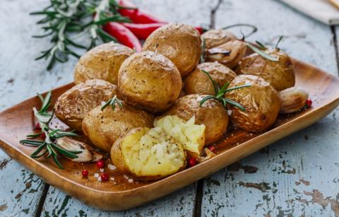 Особенности запекания картошки