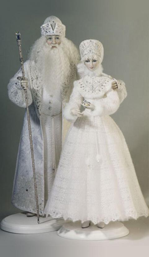 Куклы, с которыми не играют