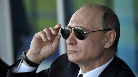 Time: Путину в мире доверяют…