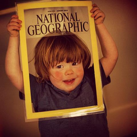 Самый юный фотограф National…